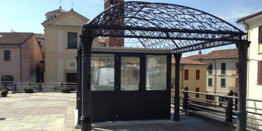 Veranda - Piazza di Casteggio (PV)