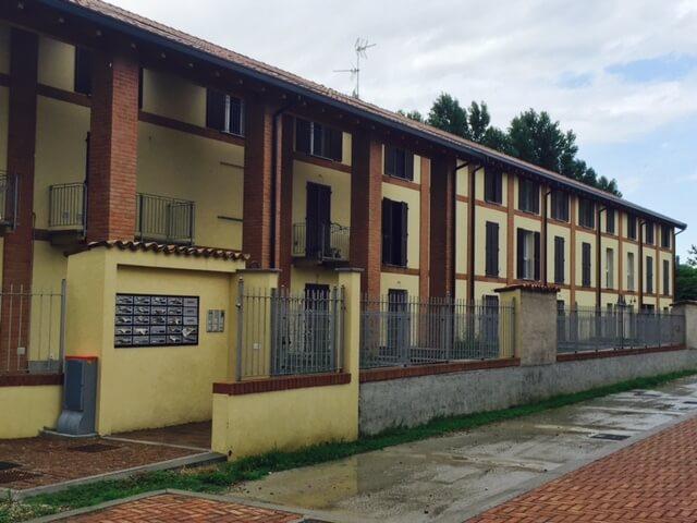 Palazzina a Pavia