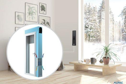 Spazi efficienti e confortevoli con i monoblocchi termoisolanti Climapac