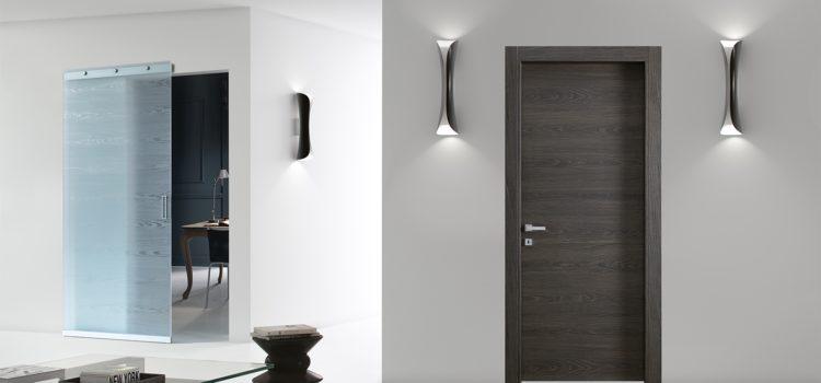 Il marchio Bertolotto: porte interne funzionali e di design