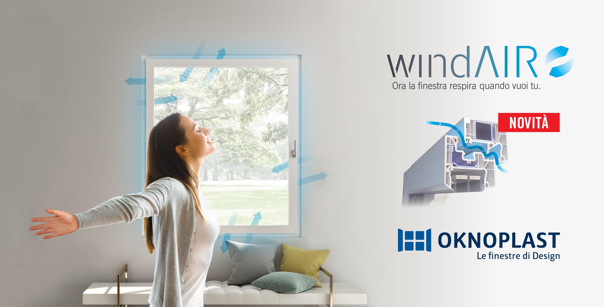 windAIR Oknoplast